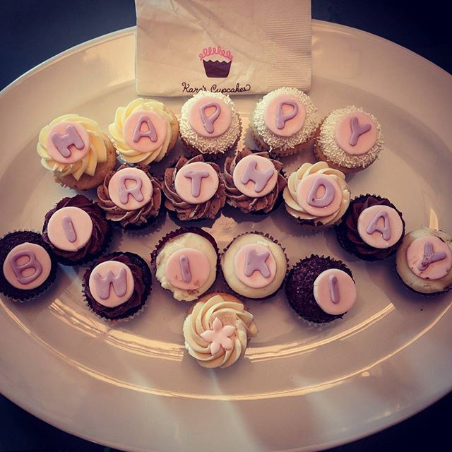 My Cupcake Arrangement I Made For Daughter Mikis Birthday Which In A Pinch Can Easily Be Converted To Celebrate The Of Wikipedia