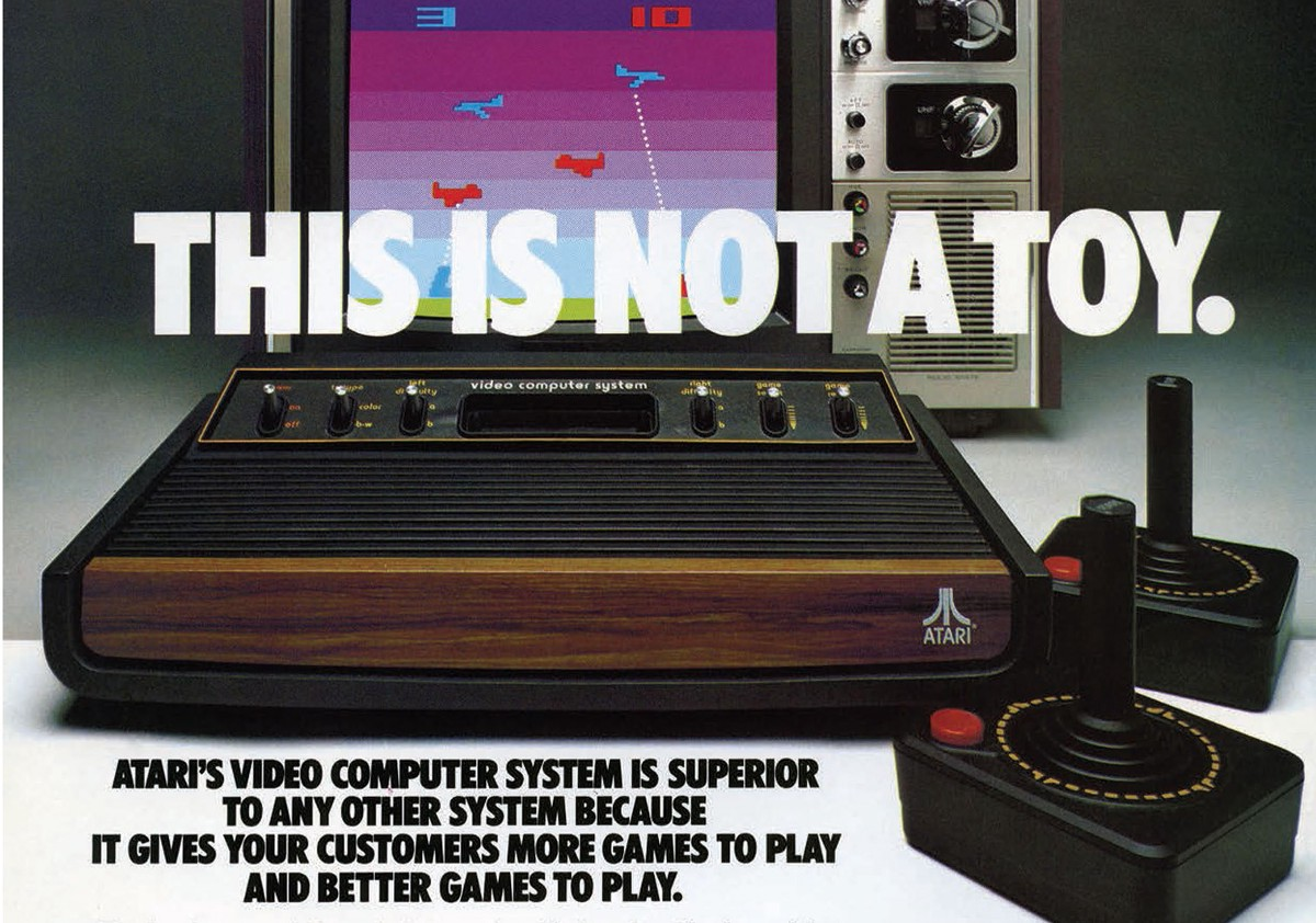 Atari and the dawn of video game culture
