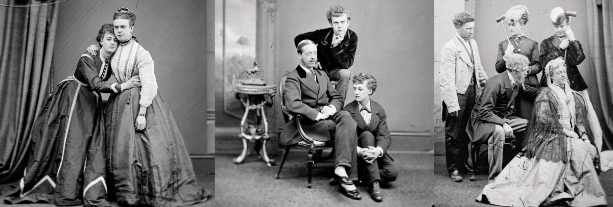 gay rights in 1800s