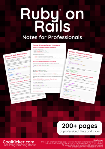 Pdf ruby on rails book