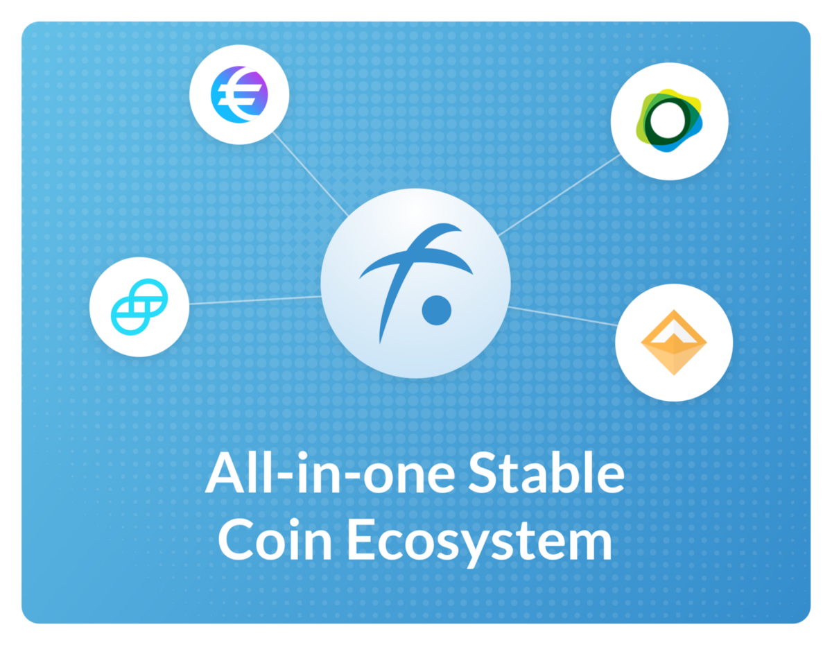 Stablecoins and One Platform to Exchange 'em All - <bold>FUSION</bold> Foundation