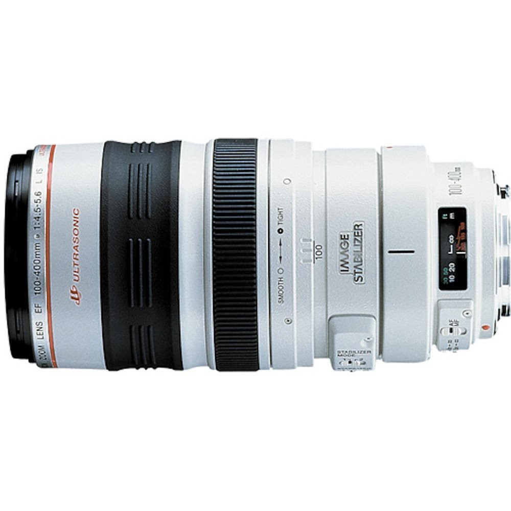 Canon 6D Full Frame Camera & Canon 100mm-400mm Lens