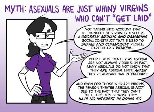How to not be asexual