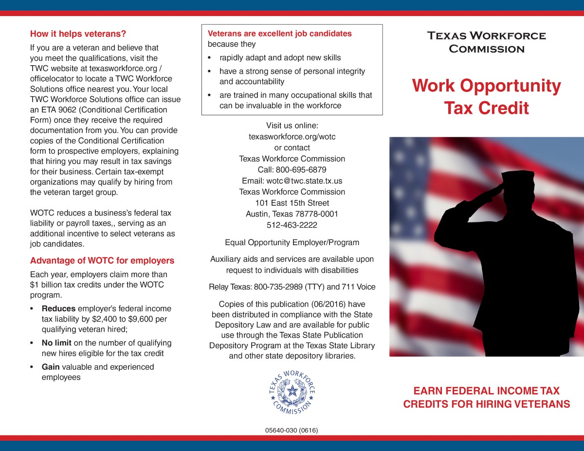 Find Employment After The Military With The Texas Workforce Commission