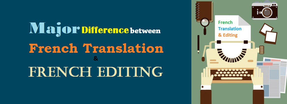 Major difference between french translation french editing for Floor in french translation