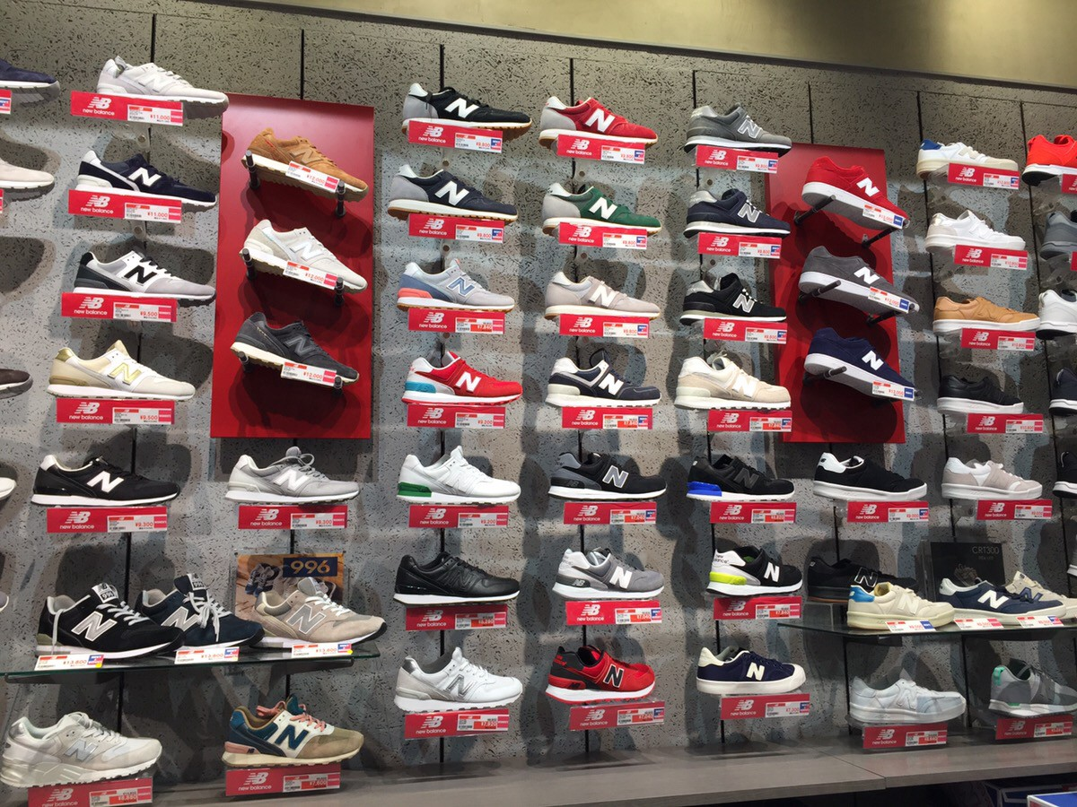 cceec013ef 5 Coolest Sneaker Shops in Shinjuku – Japan Travel Guide -JW Web ...