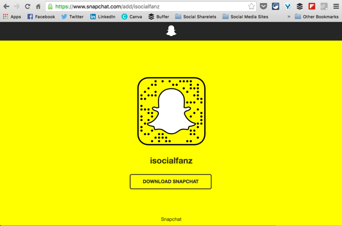 how to change your snapchat color code