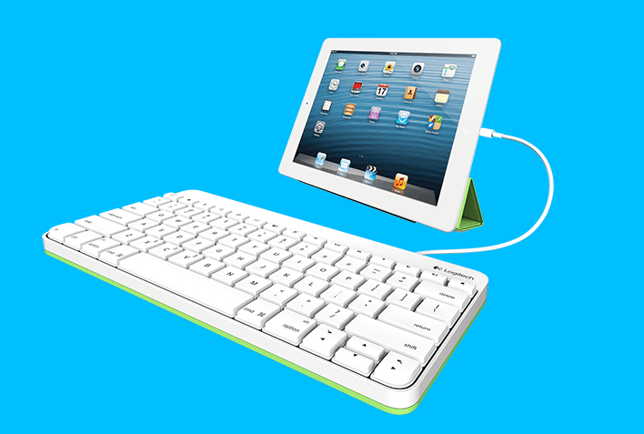 Keyboards that can make your tablet/iPad into a desktop computer.