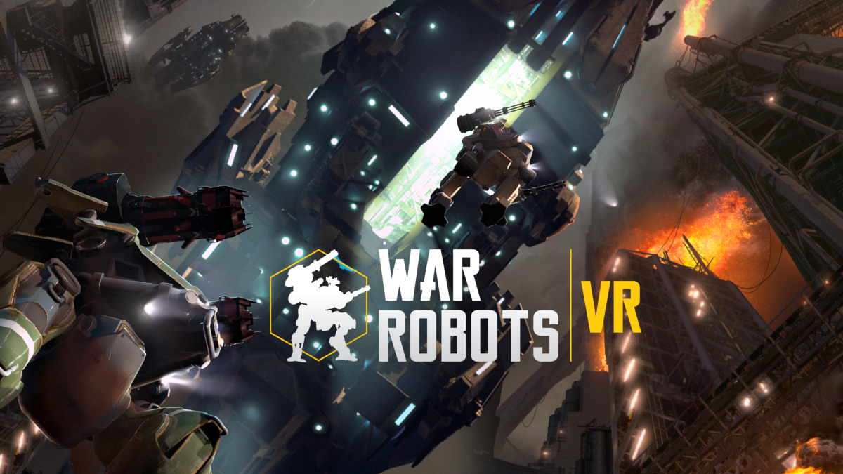 war robots vr full multiplayer game to be funded on