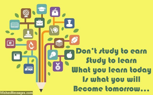 Wonderful Quotes For Students Vamsi Naga Medium