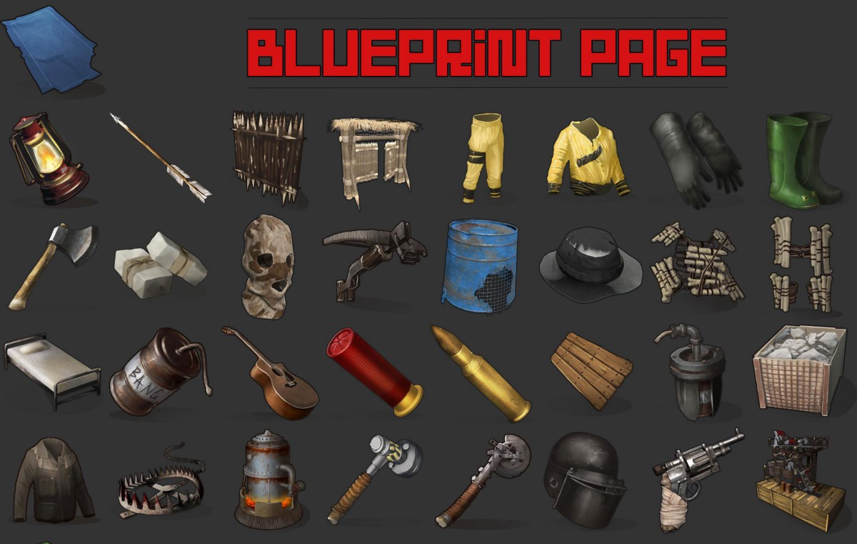 Case study rust blueprint tracker jordan coil portfolio medium part of the image hat inspired the tracker i created the rust blueprint malvernweather Choice Image