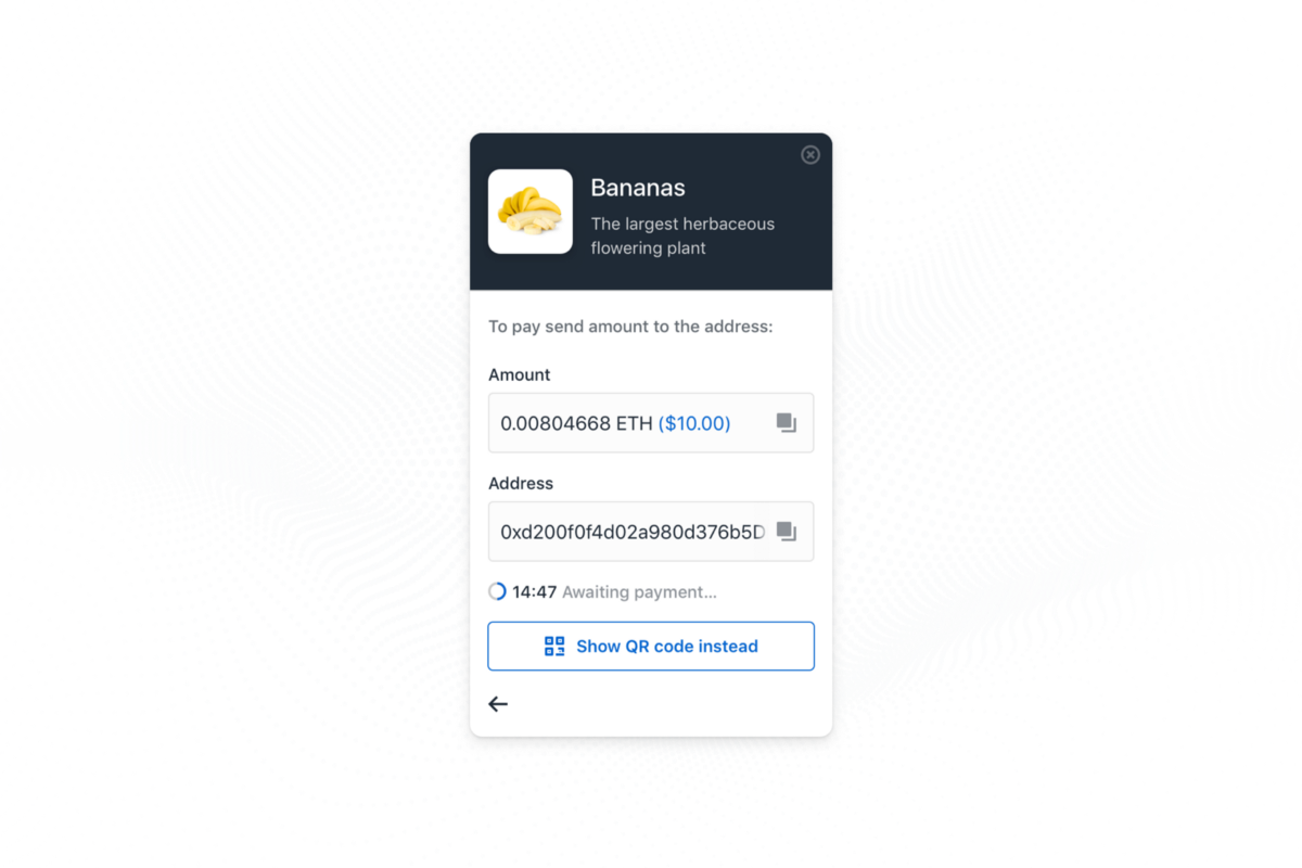 Coinbase Commerce — the Easiest Way for Merchants to Accept Digital Currency
