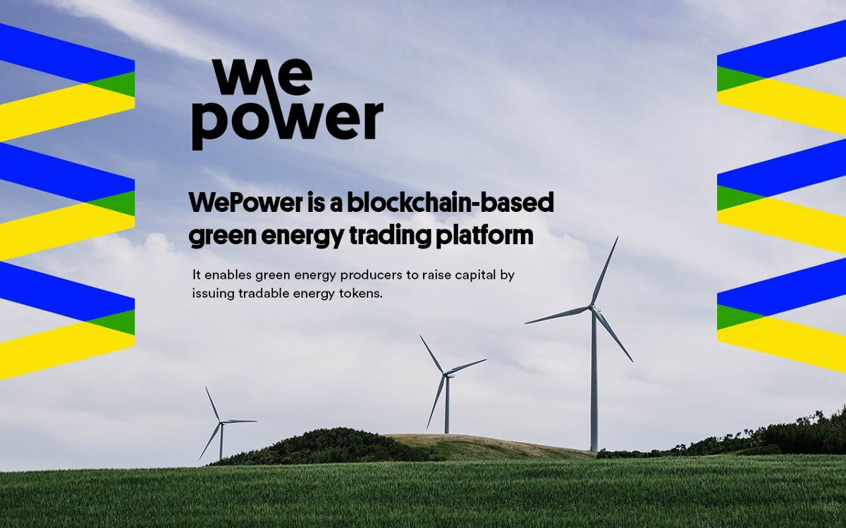 WePower renewable advertisement