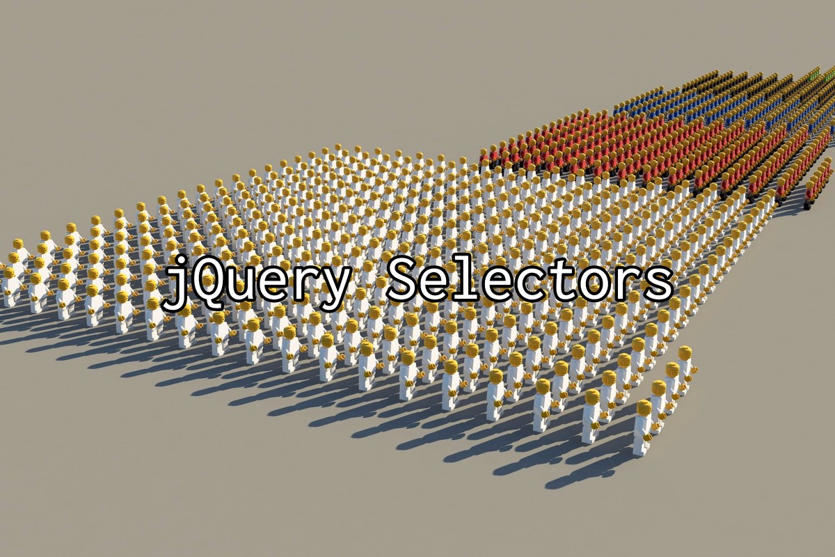 How To Use Jquery Selectors And Css Selectors And The Basics Of How