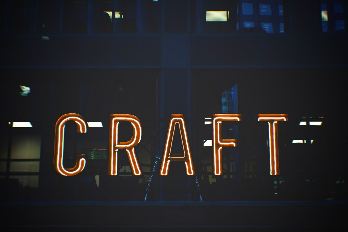 The Importance of Craft