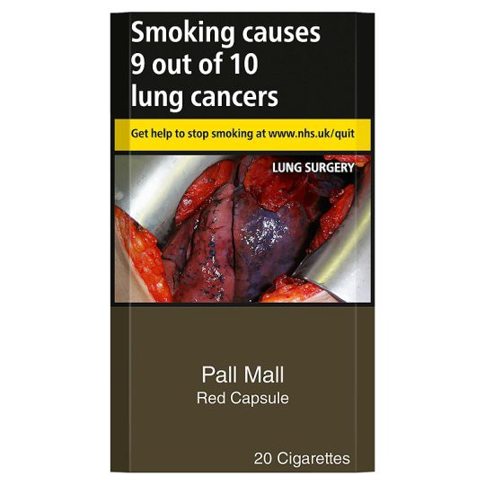 standardised tobacco packaging � removing the power of brands
