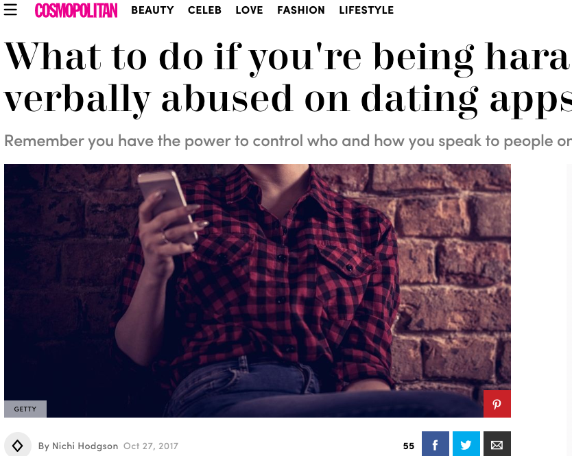 Best dating apps cosmopolitan