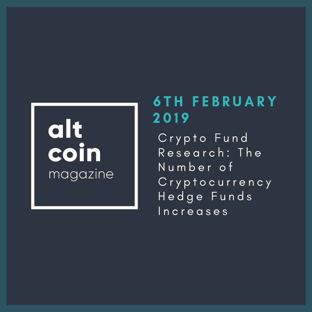 Hedge Funds Investing In Cryptocurrencies How To Know When An