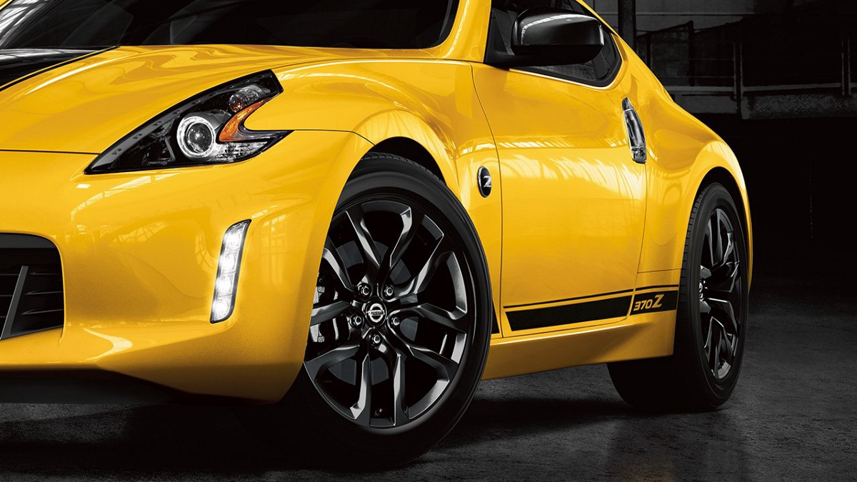 Now In The 10th Model Year, Nissan Latest Models Of The 370Z Come With  Revised Headlights, Taillights, Door Handles, Revised Paint Of The Rear  Fascia And A ...