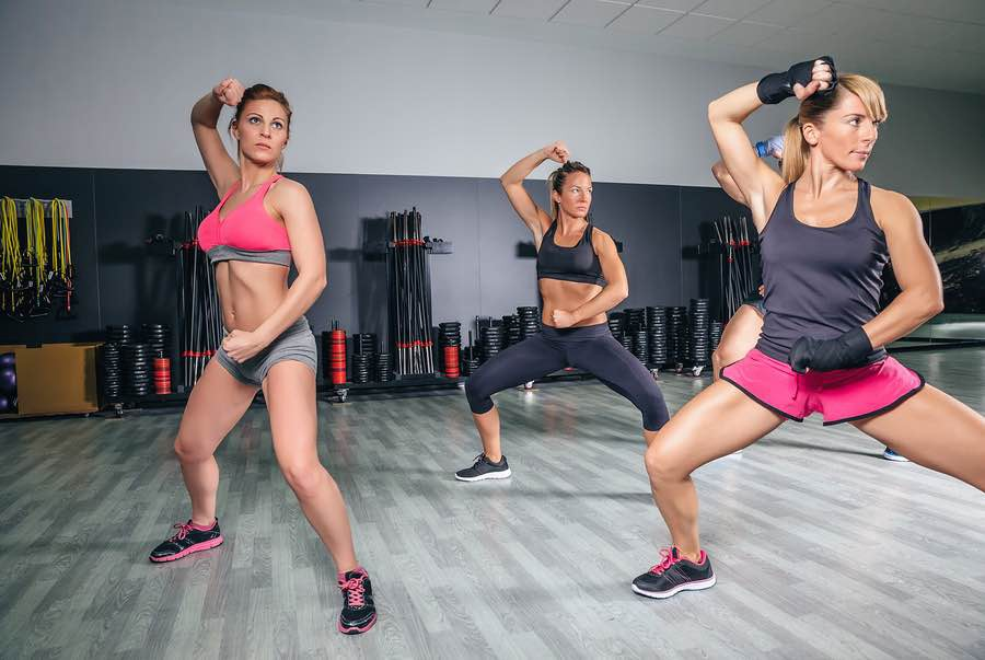 Want A Fun Energised Non Contact Fitness Class With Bit Of Attitude Body Combat Is Where Its At