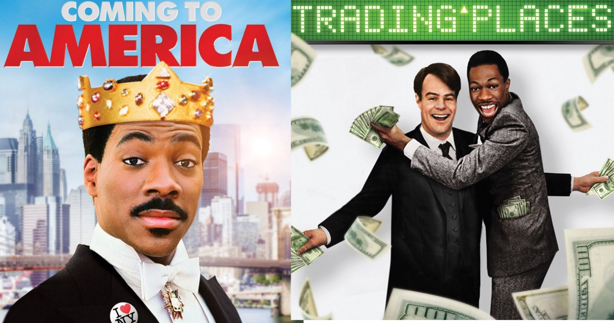 Trading Places - Special Collector's Edition : DVD Talk ...
