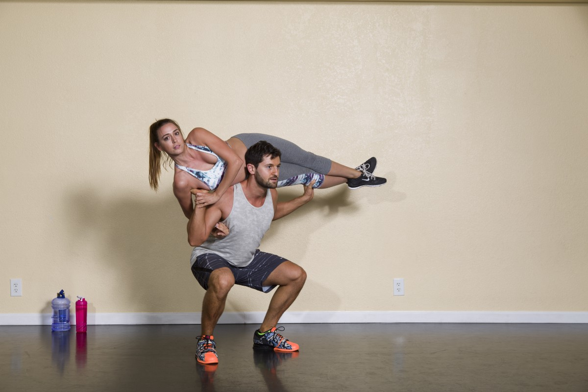 couple workouts at home