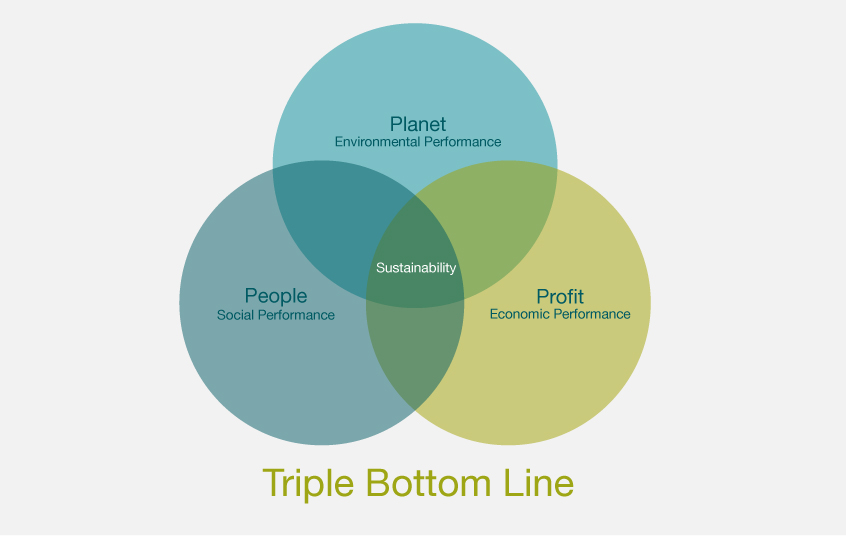 sustainability and the triple bottom line Page 1 vol 4, no 6, 2010 sustainability, the triple bottom line, and the global reporting initiative by paulette l stenzel the terms sustainability and sustainable.