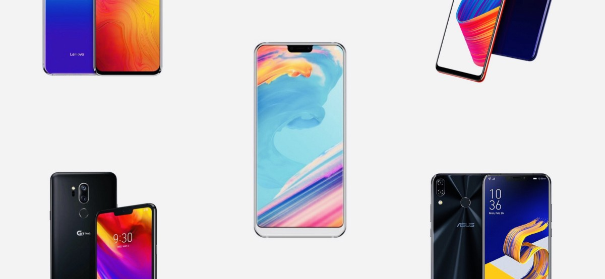 Forget the notch, why the chin?