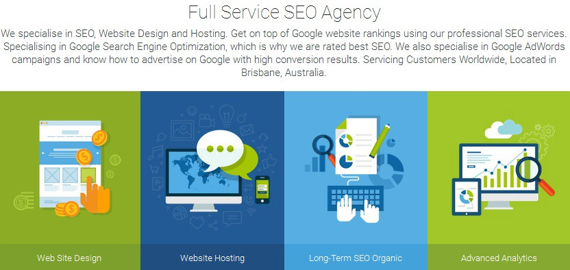Top Rated SEO Services | Digital Marketing Agency Brisbane | Rank