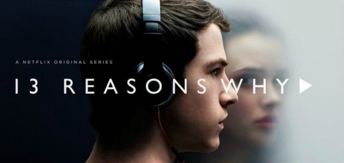 �13 reasons why� scared the shit out of me � it should
