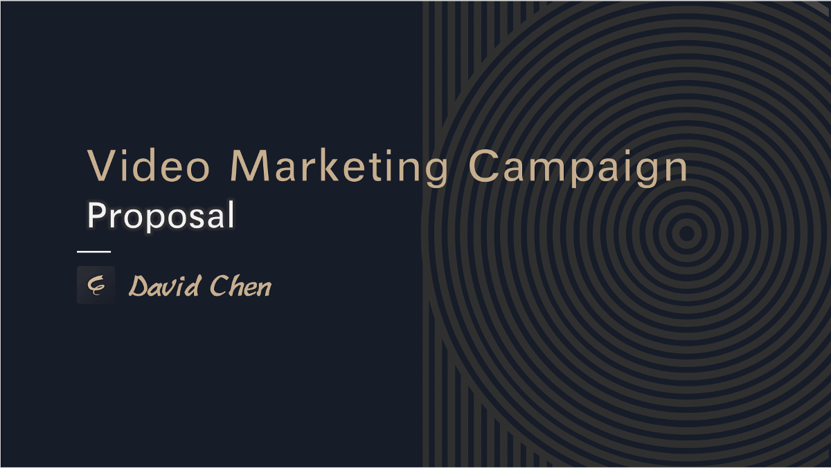 marketing campaign proposal for Giftpack's Phase 3 interview