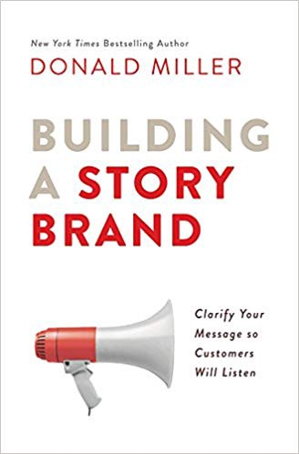 Cover of Building a Story Brand
