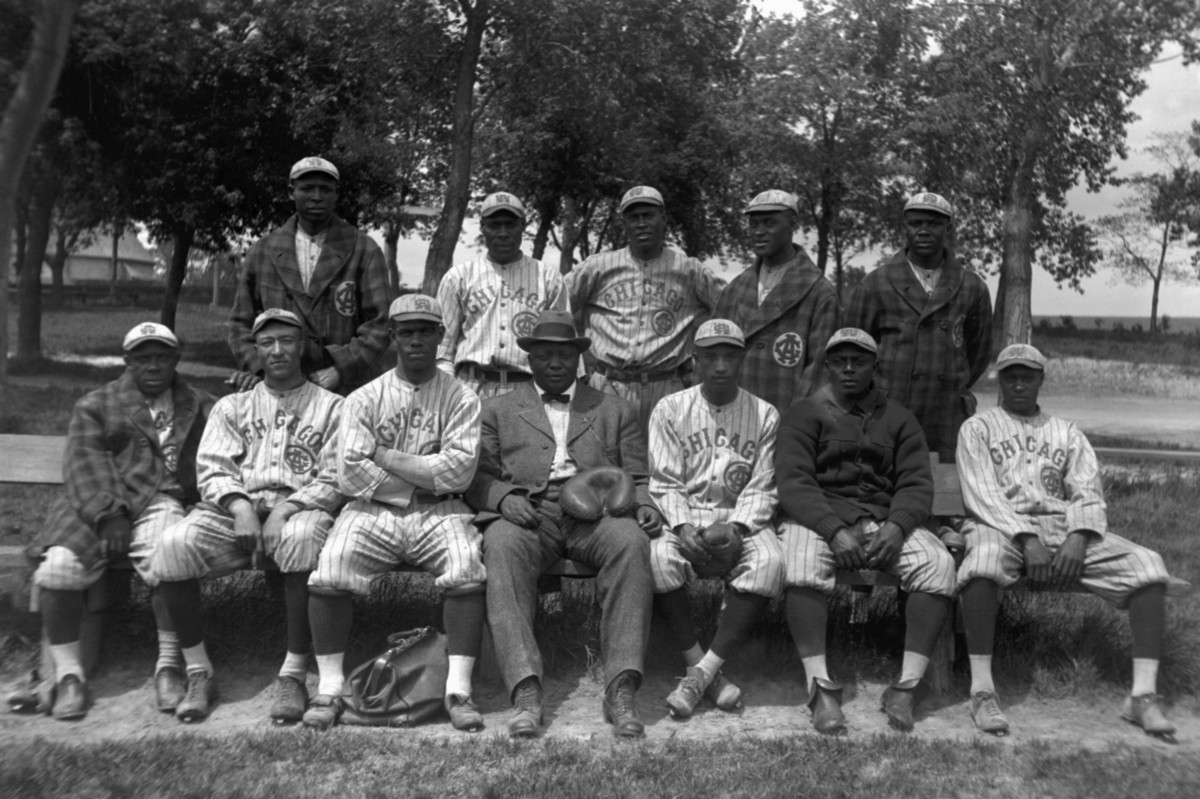 institutionalized racism the negro leagues Breaking the barrier:  the owner of the negro leagues' newark eagles,  jackie robinson caused institutionalized racism in baseball to bend,.