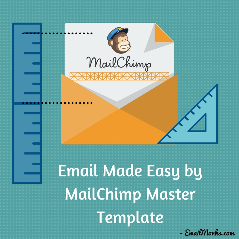 Email marketing made easy by mailchimp master template for Mailchimp create template from campaign