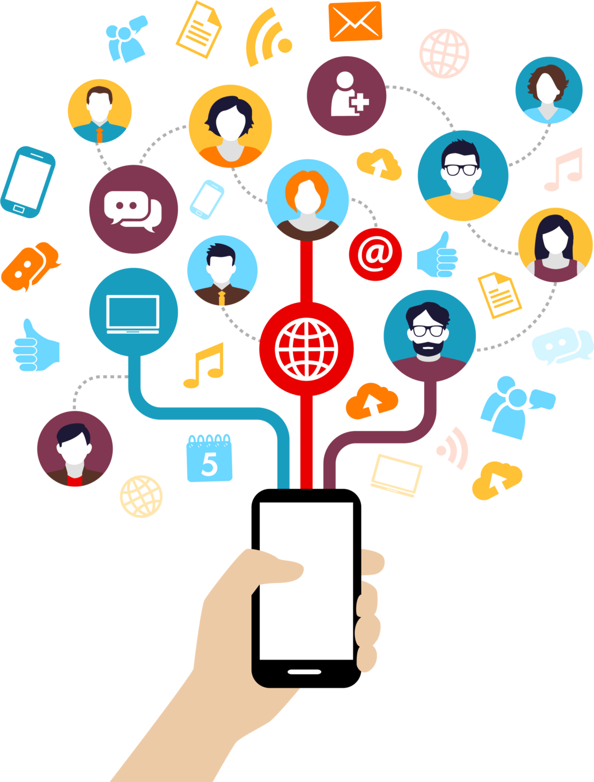 communication social network service Social networking is the most significant business development of 2010, topping the resurgence of the us automobile industry during the year, social networking morphed from a personal.