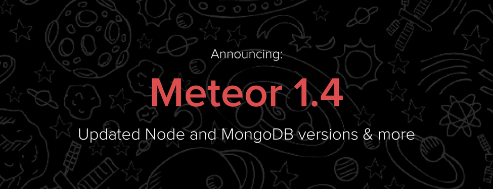 meteor mongodb version