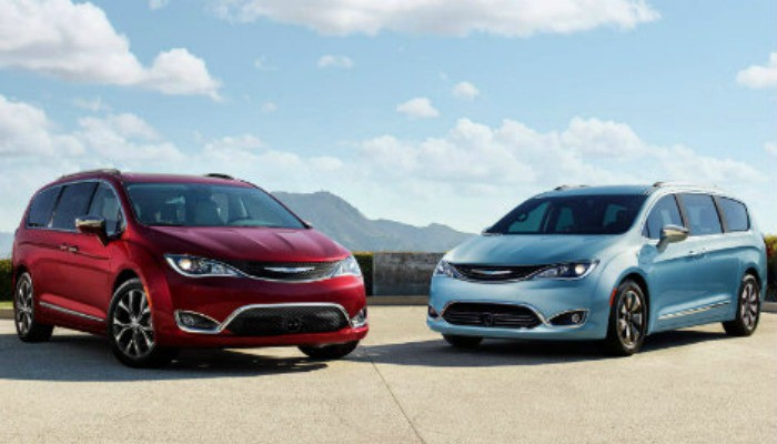 The Brand Which Created Minivan Subcategory And Has Led Its Evolution Is Coming Out With A New Generation Of 2017 Chrysler Pacifica