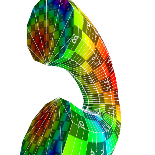 Extruding Shapes Along a Curve in Processing