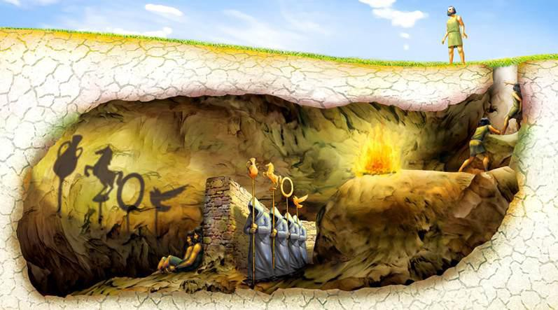 allegory of the cave analysis Summary of the allegory of the cave 3 pages 796 words march 2015 saved essays save your essays here so you can locate them quickly.