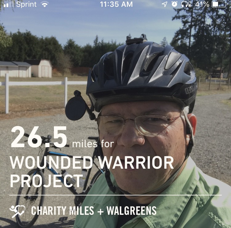 Fitness Over 60 | 27.21 miles | A few extra turns around Spanaway Lake Park