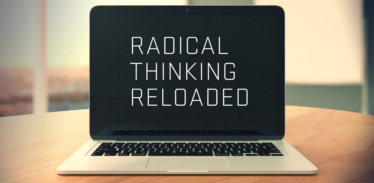 radical thinking Verso books is the largest independent, radical publishing house in the english-speaking world.