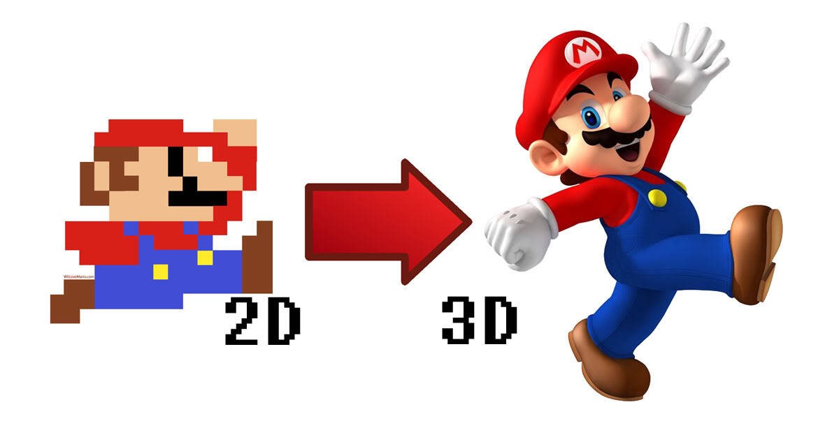 Difference Between Game Art Game Design And Game Development