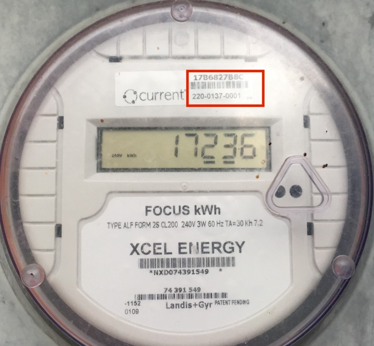 Residential Electric Meters Jeff Mathews Medium