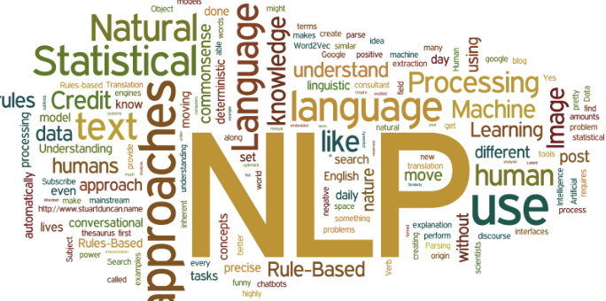 The Data Science Behind Natural Language Processing