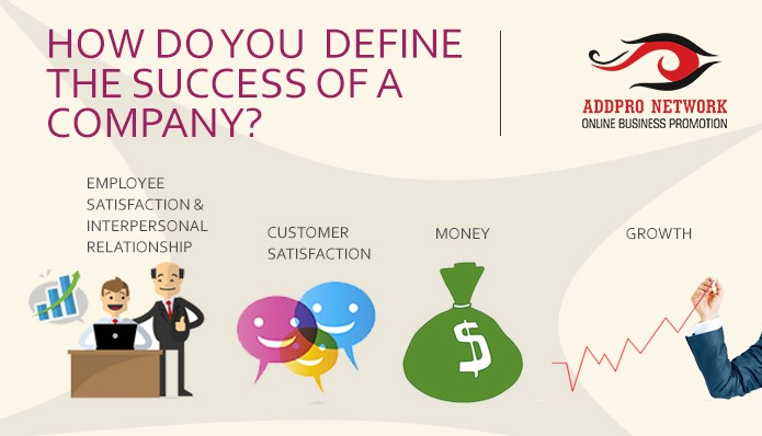 how do you define success of a company addpro network medium