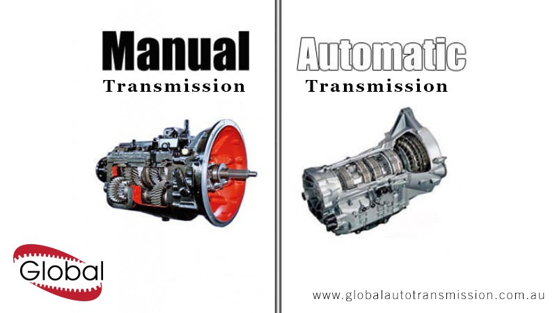 difference between transmission and engine