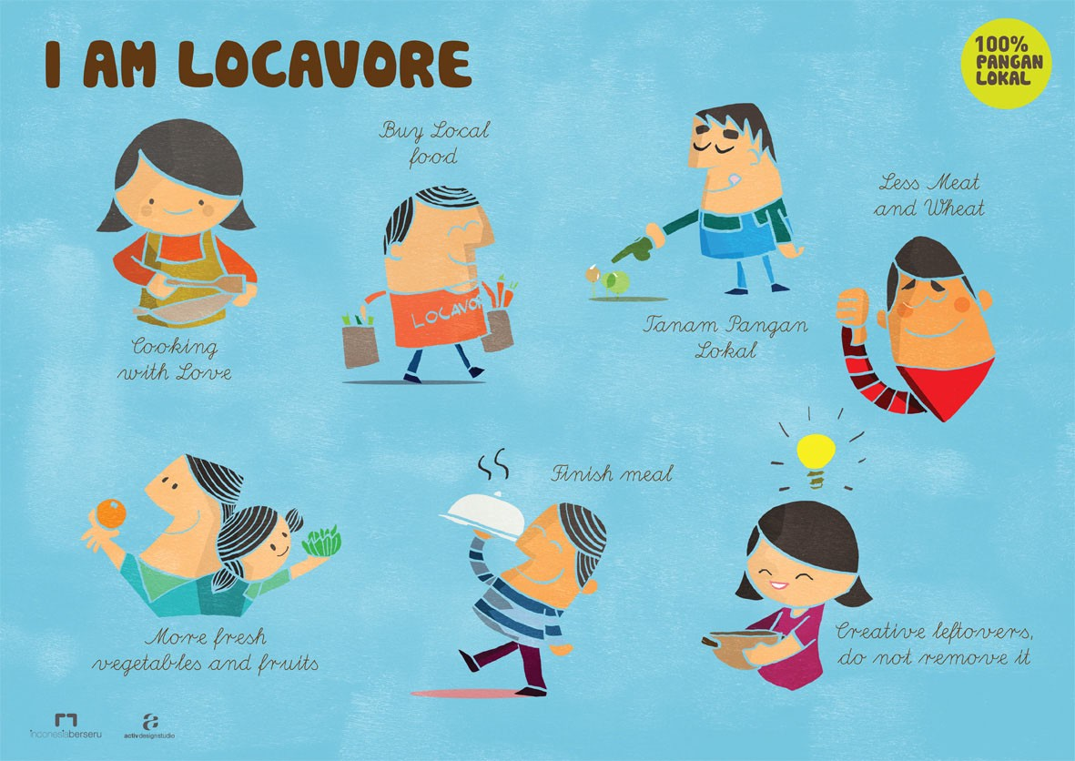 Fresh off the Table   The Locavore movement – TheCulinaryLounge – Medium 2e869864d