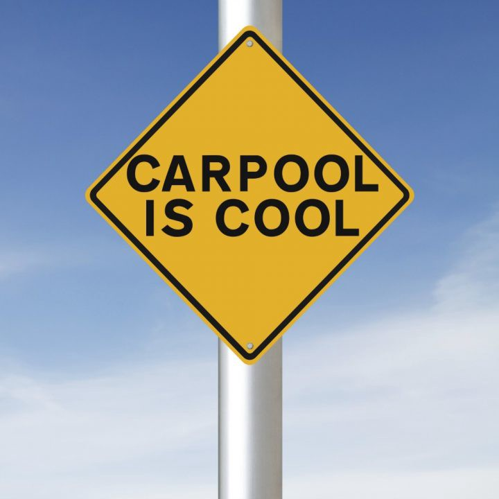 Why Carpooling Is The Future Whether You Like It Or Not
