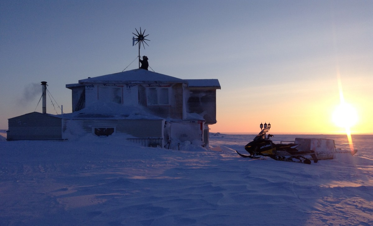 Hot Topics Amp Cold Places Arctic Wind Energy Generates