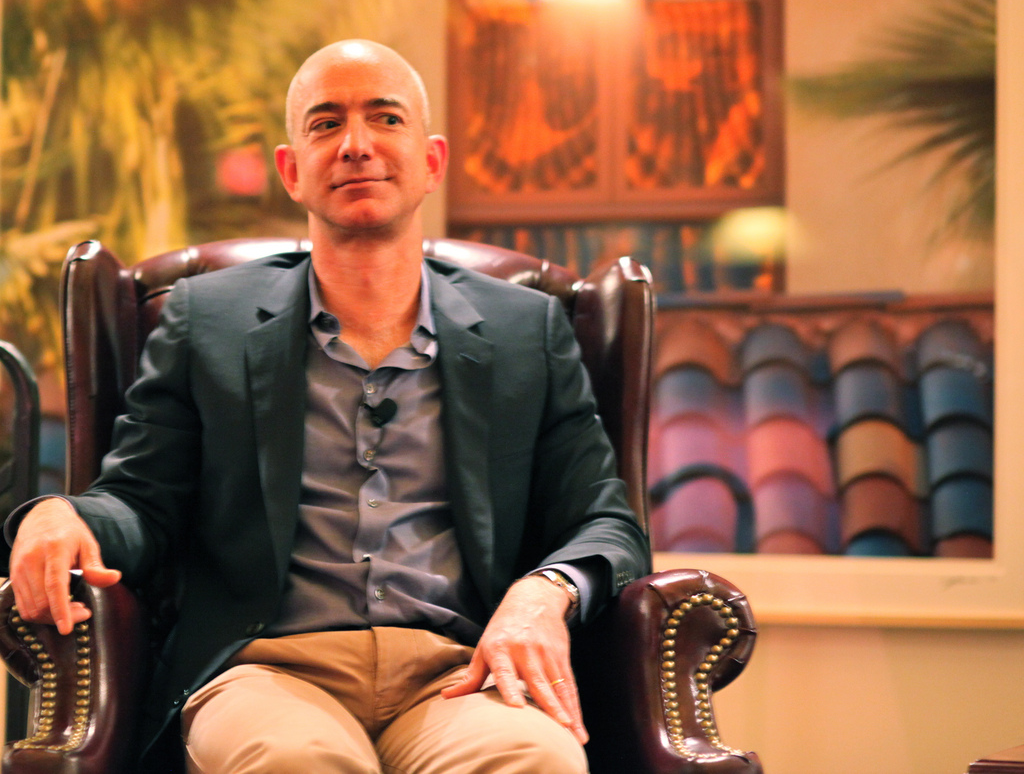 9 Quotes From Jeff Bezos That Will Boost Your Business